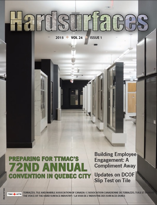 Hardsurface Magazine Vol 24 Issue 1