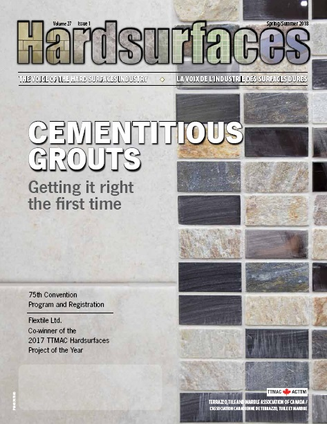 Hardsurface Magazine Vol 27 Issue 1
