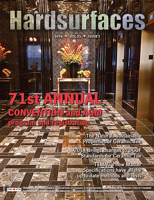 Hardsurface Magazine Vol 23 Issue 1