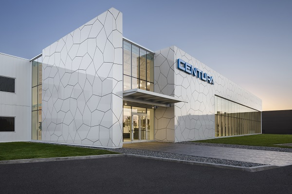 Centura Quebec Showroom for the project submitted in the Technical Product Application